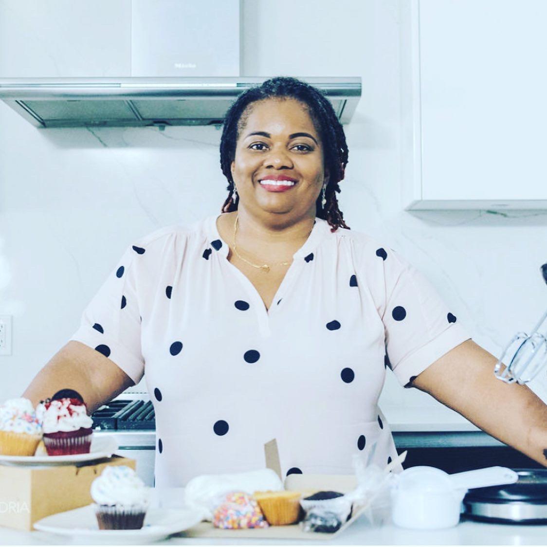 Shantell Penn—Sheshe's Cupcakerie: Nassau, Bahamas