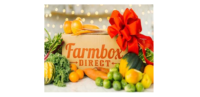 MOTHERS DAY GG- GIVE THE GIFT OF HEALTH WITH FARMBOX DIRECT