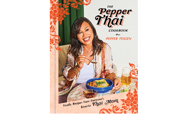 Pepper Teigen Releases Debut Cookbook April 2021