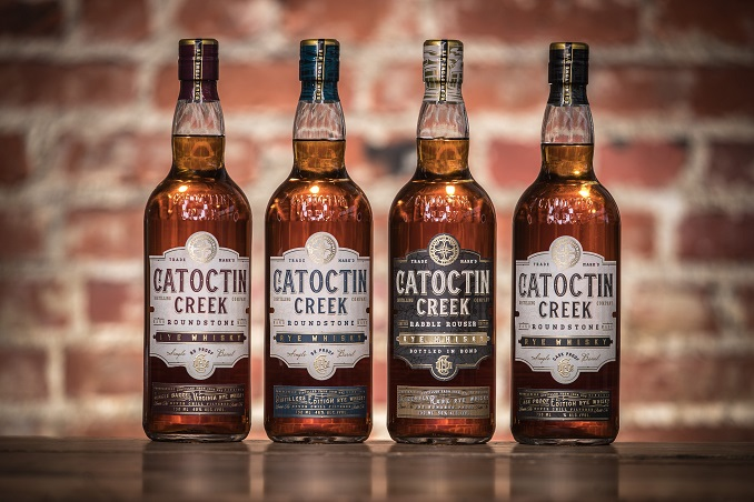 At last! Catoctin Creek Distilling Company and GWAR are ready to rock & roll with Ragnarök Rye on May 28