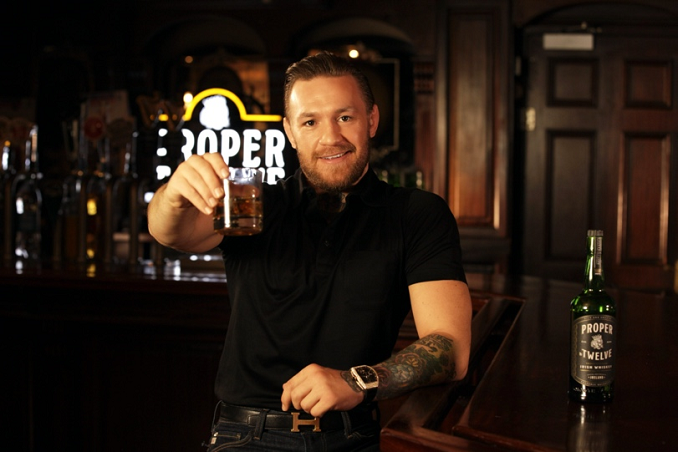CONOR MCGREGOR AND PROXIMO REACH LONG-TERM AGREEMENT TO CONTINUE PROPER NO. TWELVE IRISH WHISKEY COLLABORATION