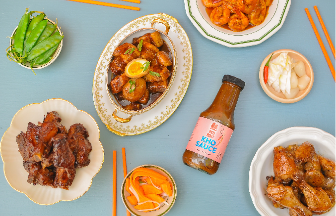 RED BOAT FISH SAUCE LAUNCHES THEIR NEW KHO SAUCE BRINGING A BELOVED VIETNAMESE STAPLE TO YOUR TABLE IN 30 MINUTES OR LESS