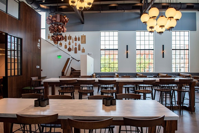 GROUNDWORK KITCHEN, CULINARY ARTS TRAINING PROGRAM AND RESTAURANT  IN SOUTHWEST BALTIMORE, TO OPEN JULY 20