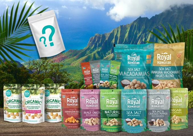 Royal Hawaiian Orchards Invites Customers to Vote on Potential New Flavors