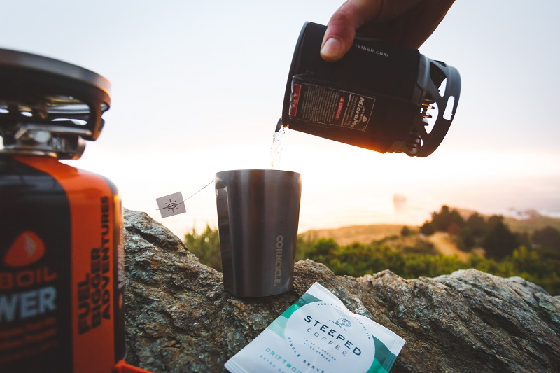 SEPT 29 is NAT COFFEE DAY-Move Over Keurig, There's a New Brew in Town That's Good for the Environment