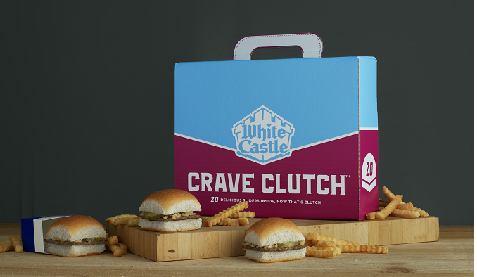 White Castle's 'Crave ClutchTM' Comes in Clutch for Smaller Gatherings with Friends and Family