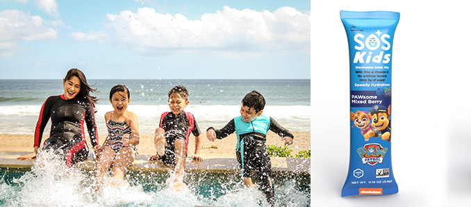 September 'National Family Hydration Awareness Month' Helping Keep Kids Hydrated & Healthy