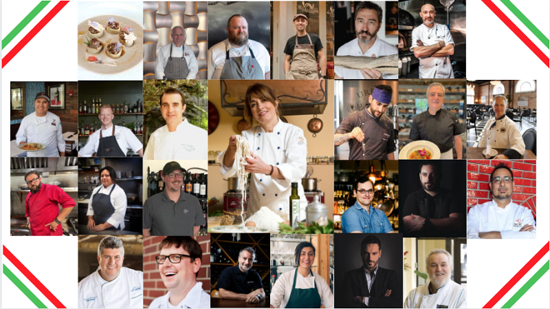 Today 23 U.S. Restaurants to Participate in Nationwide Initiative Promoting Authentic Italian Cuisine