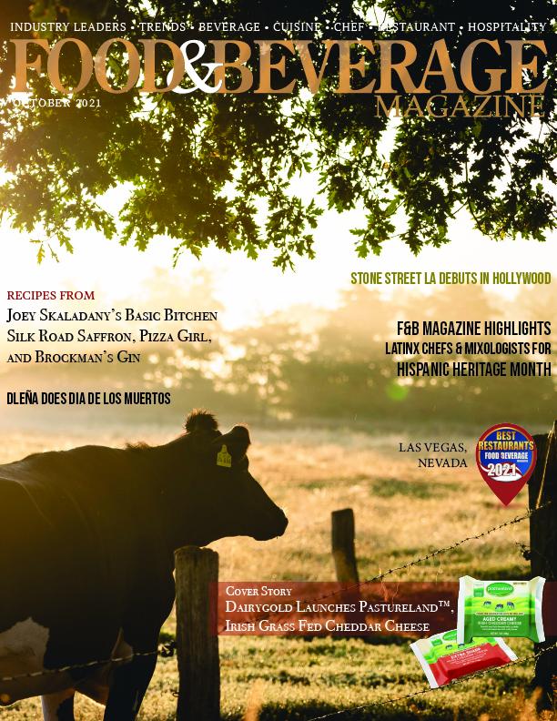 October 2021 Issue  Food & Beverage Magazine