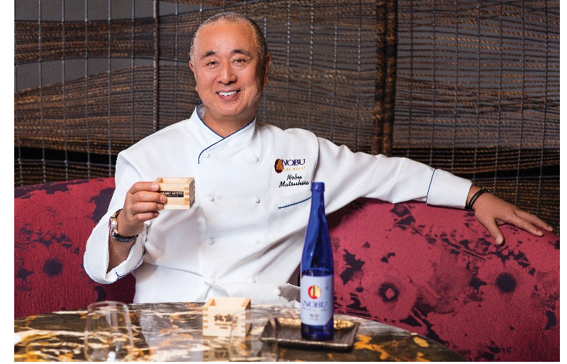 "Chef Nobu Matsuhisa Hosts Exclusive ""A Taste of Nobu"" Event at Nobu Restaurant & Lounge at Caesars Palace – Friday, Oct. 22"