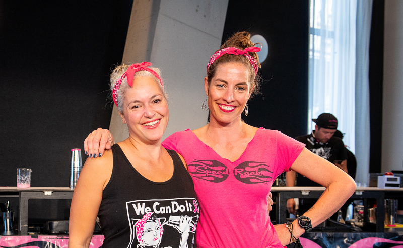 Drink Pink and Support Breast Cancer Research with Twisted Alchemy and Speed Rack