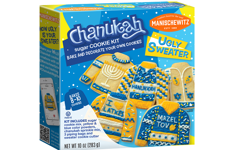 The Fun, The Good, and The Ugly! Put The 'Happy' In Chanukah With these Cool and Creative Cookies!