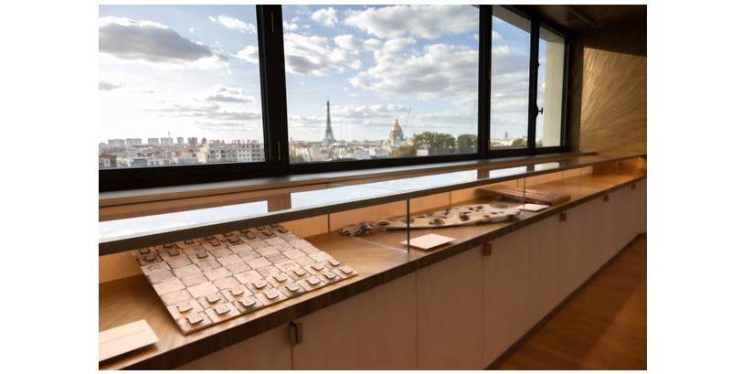 Moët Hennessy invites ten artists, recent graduates of the Beaux-Arts de Paris, to its new Paris headquarters