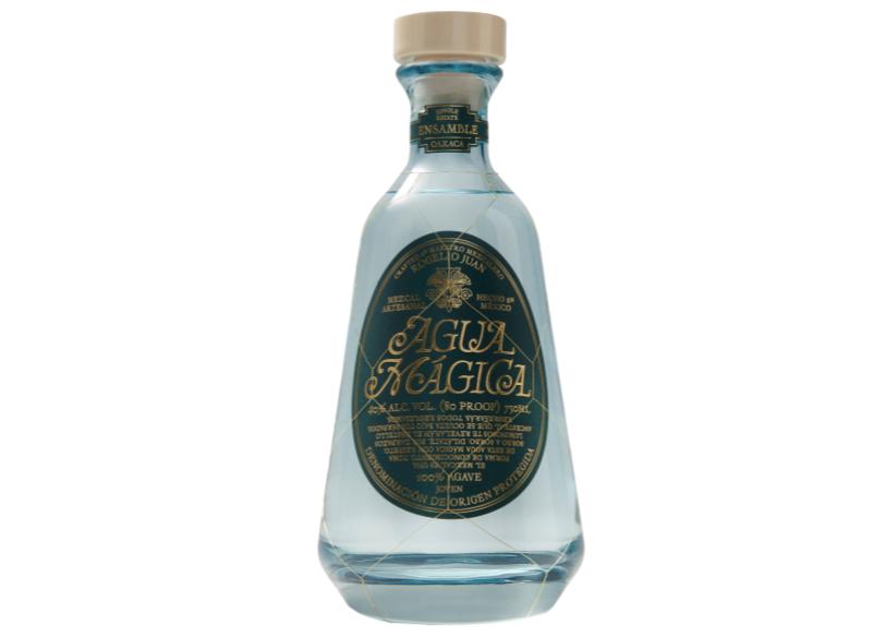 National Mezcal Day 10/21 – Agua Mágica cocktail recipes