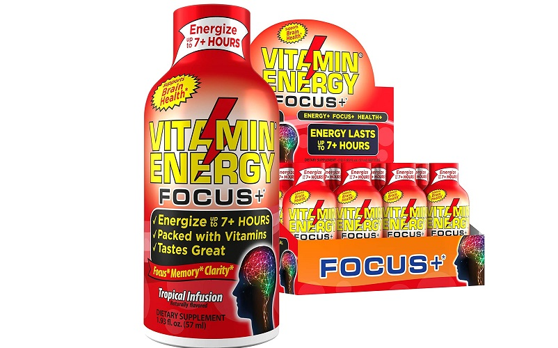 Vitamin Energy® Now Available at Grocery Outlet's 300+ Locations Nationwide